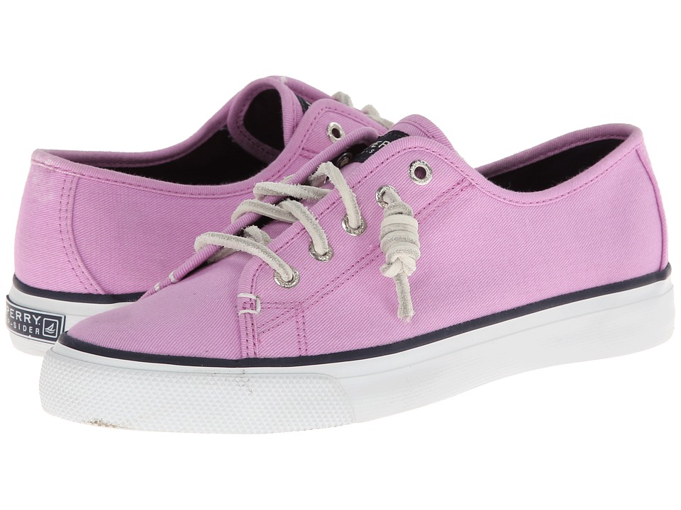 Sperry Top Sider Seacoast Orchid Womens Lace up casual Shoes