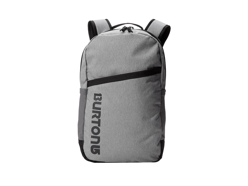 Burton Apollo Pack Grey Heather Backpack Bags