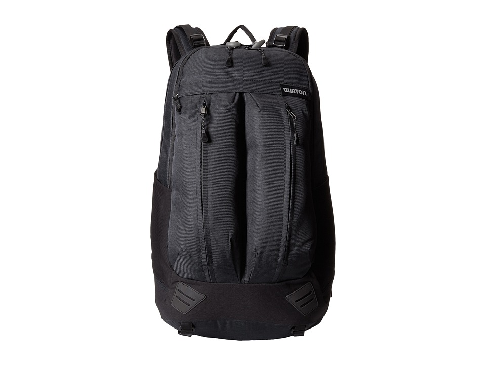 Burton - Bravo Pack (True Black Heather Twill) Backpack Bags