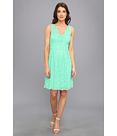 Laundry by Shelli Segal - Scalloped Lace Dress