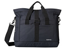 Burton Charter Messenger (True Black Heather Twill)