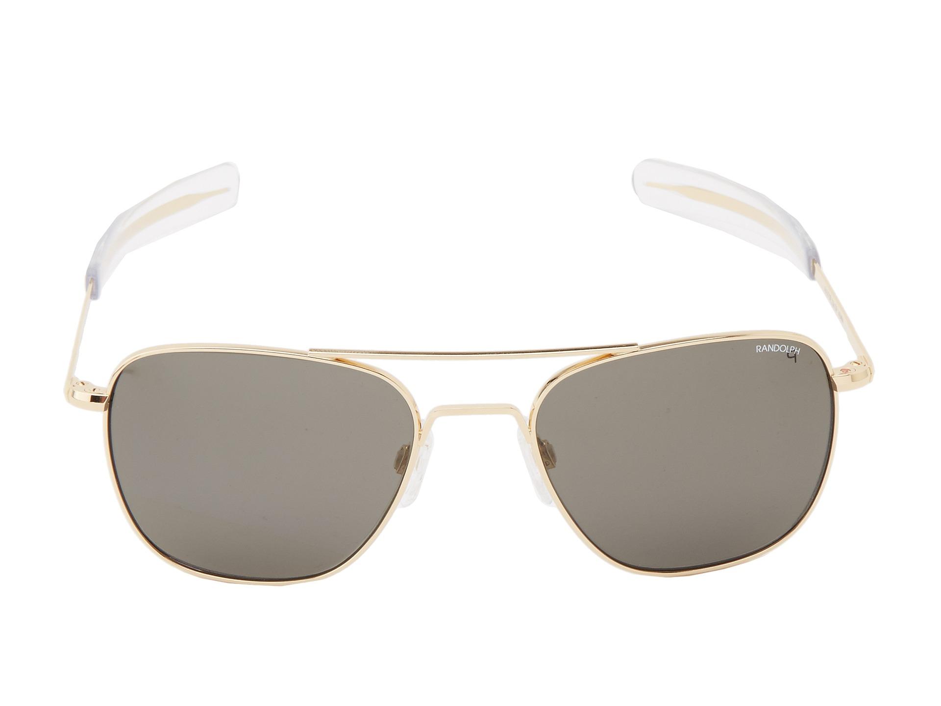 38ad052cb1 Randolph Aviator 55mm Sunglasses Reviews - Bitterroot Public Library