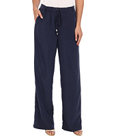 Vince Camuto - Wide Leg Drawstring Pant