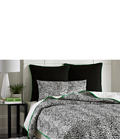 Vince Camuto - Monte Carlo Printed Coverlet - Queen