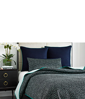 Vince Camuto - Devon Printed Coverlet - King