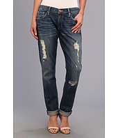 True Religion - Audrey Rolled Relaxed Slim in Stoney Point