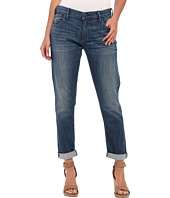 True Religion - Audrey Rolled Relaxed Slim in Modest Self
