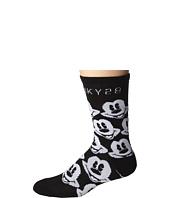 neff all mickey street sock 1pair
