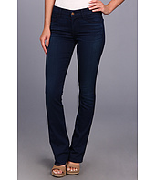 7 For All Mankind - Skinny Bootcut in Second Skin Slim Illusion Dark Blue
