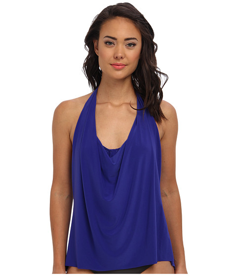 Magicsuit - Solid Sophie Tankini Top (Twilight) - Apparel
