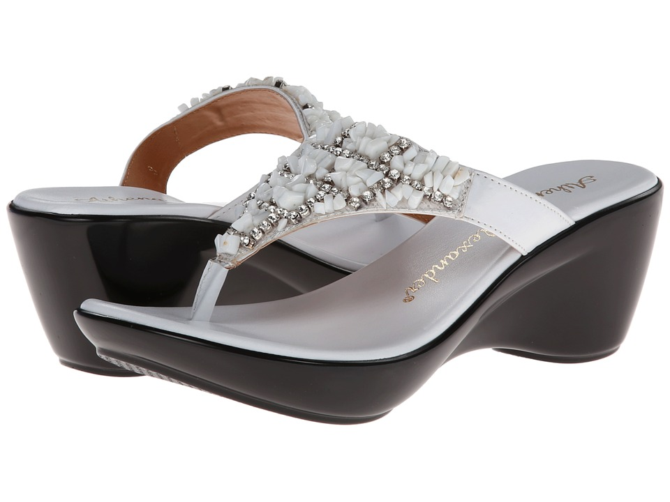 Shop Athena Alexander online and buy Athena Alexander Marsden (White) Women's Shoes online
