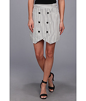 BCBGeneration - Button Front Skirt