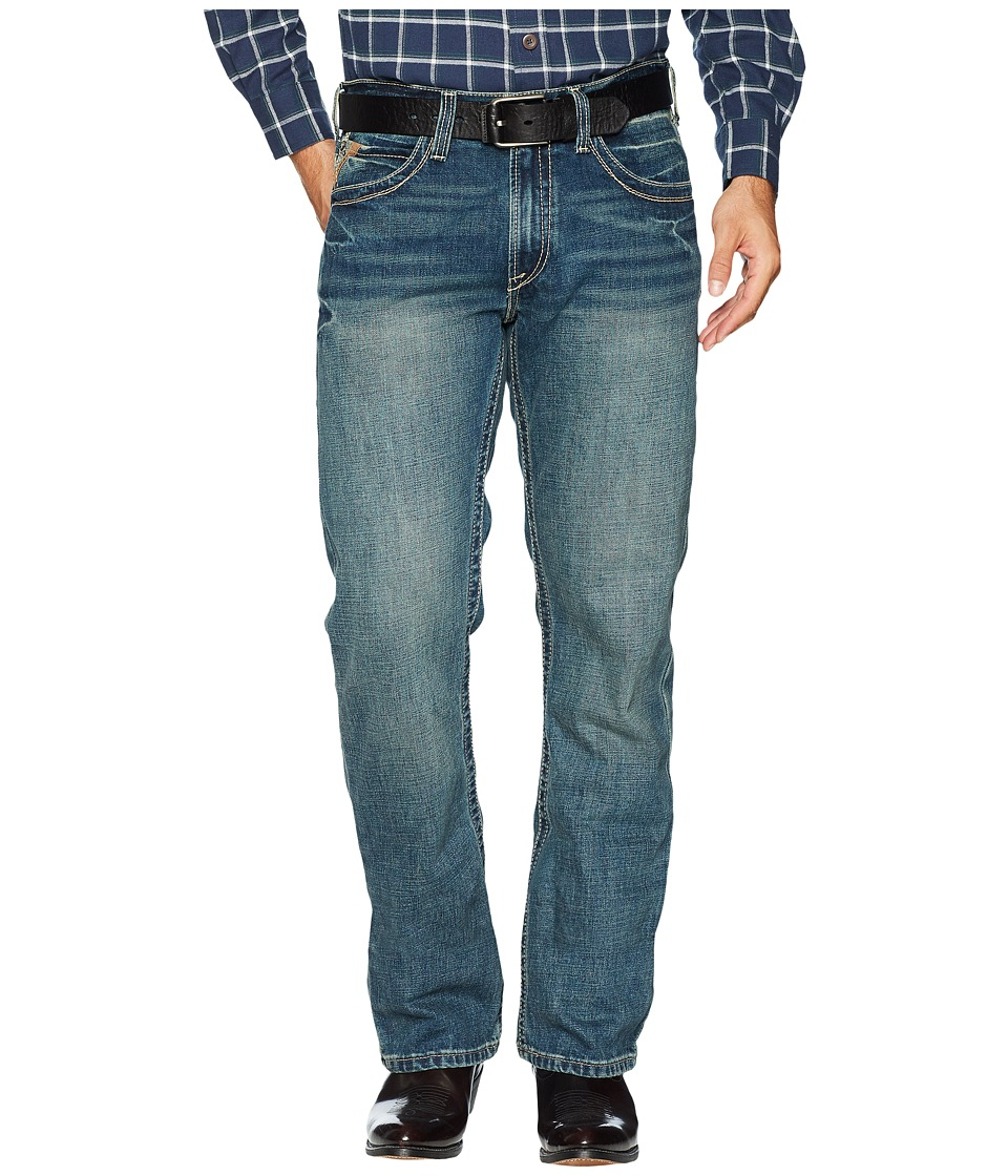 Ariat - M5 Low Rise Straight Leg in Gulch (Gulch) Mens Jeans