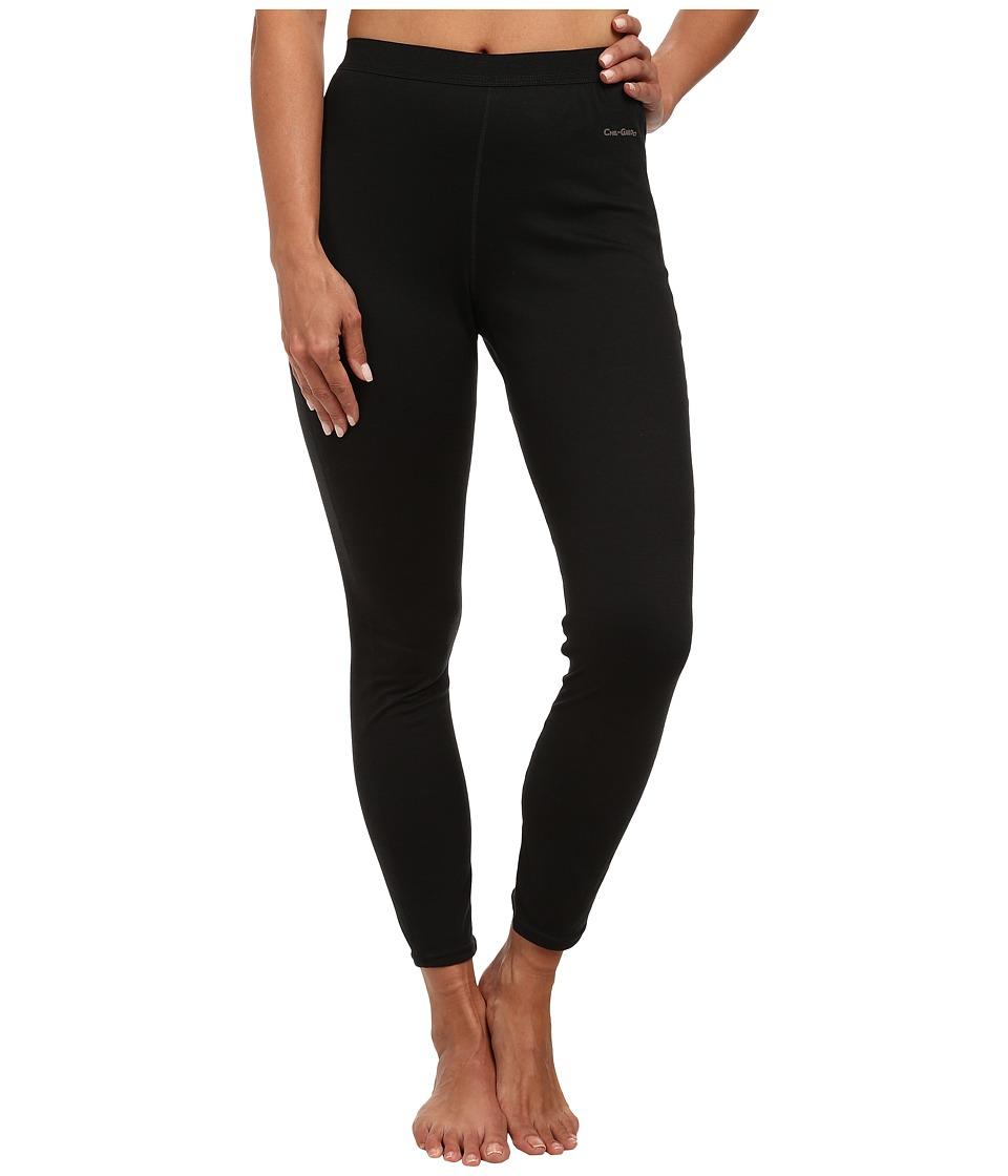Hot Chillys - Bi-Ply Bottom (Black) Womens Clothing