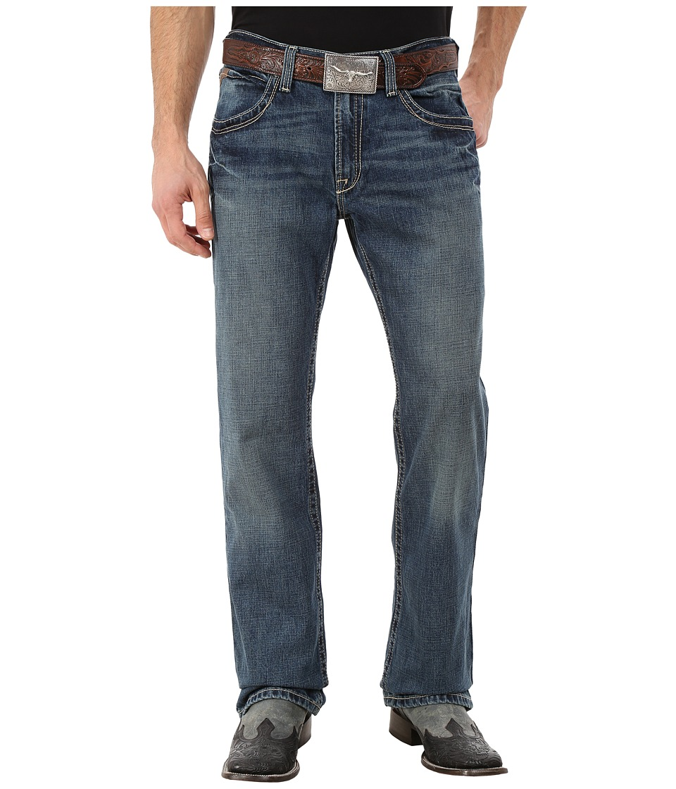 Ariat - M4 Low Rise Boot Cut in Gulch (Gulch) Mens Jeans