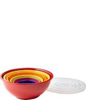 10 Strawberry Street - Melamine Mixing Bowls - Set of 6