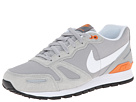 Nike Air Waffle Leather Trainer (Wolf Grey/Black/Copper Flash/White)