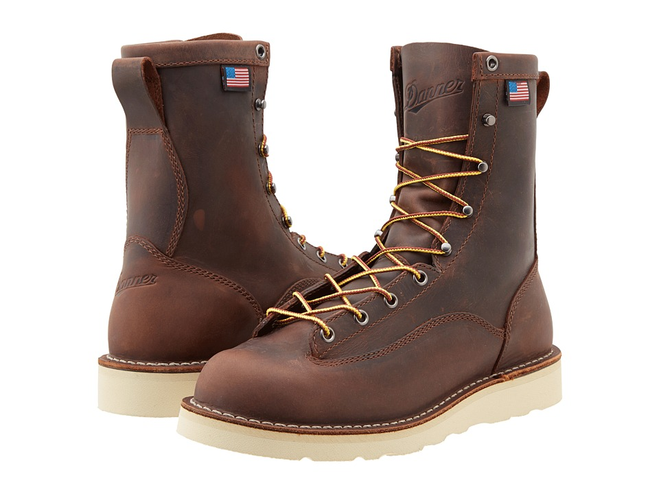 Danner - Bull Run Christy (Brown) Mens Boots