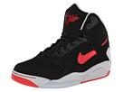 Nike Air Flight Lite High (Black/Wolf Grey/University Red)