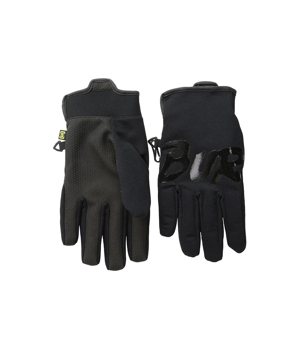 Burton Formula Glove True Black Extreme Cold Weather Gloves
