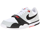 Nike Air Trainer 1 Low ST (White/Pure Platinum/University Red/Black)