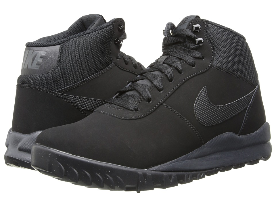 Nike Hoodland Suede (Black/Anthracite/Black) Men