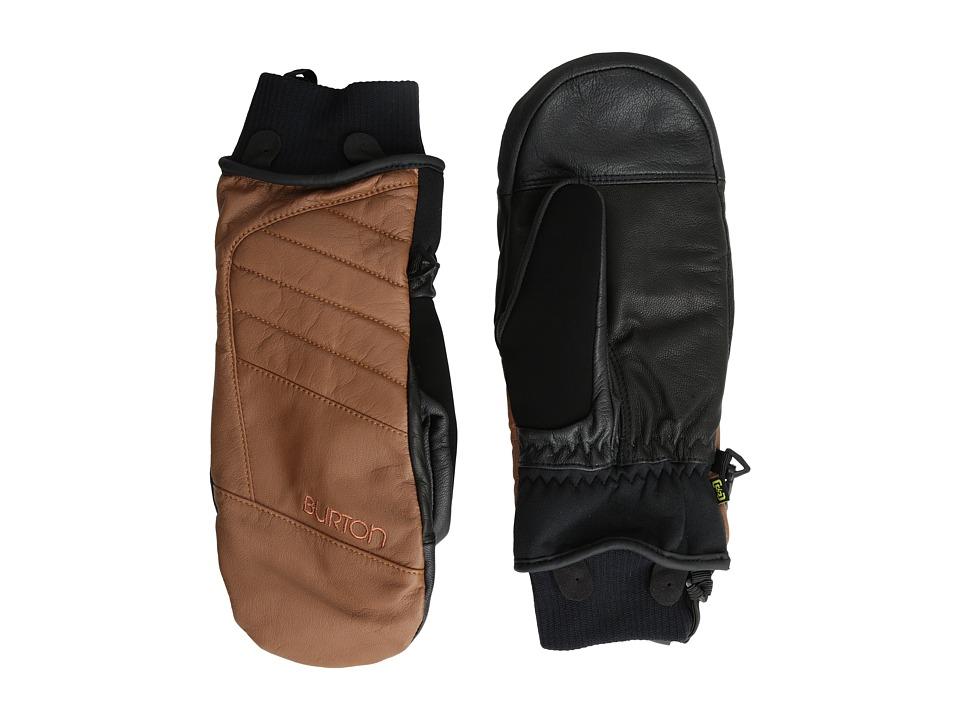Burton Favorite Leather Mitt True Penny Snowboard Gloves