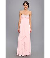 Faviana - Strapless Sweetheart Chiffon Gown 7101