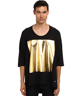 Vivienne Westwood MAN - Gold Label Oversized Laminate Tee