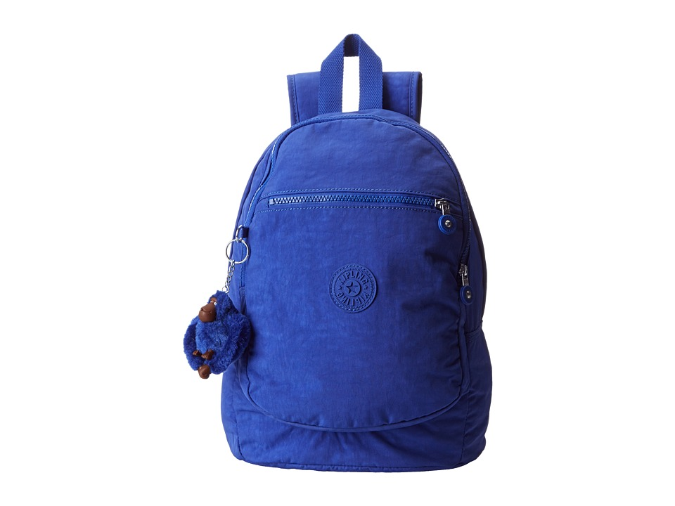 Kipling - Challenger II Backpack (Glass Bottom Blue) Backpack Bags