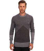 Vivienne Westwood MAN - RUNWAY Intarsia Crewneck Sweater