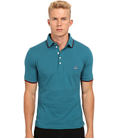 Vivienne Westwood MAN - Double Button Collar Tipped Polo