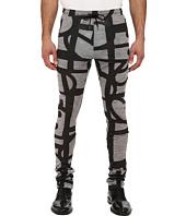 Vivienne Westwood MAN - RUNWAY Printed Jersey Pant