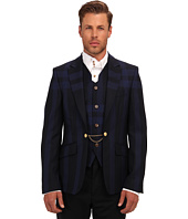 Vivienne Westwood MAN - Window Pane Blazer/Waist Coat