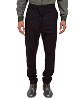 Vivienne Westwood MAN - Flecked Wool Asymmetrical Trouser