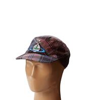 Vivienne Westwood MAN - Tartan Baseball Cap