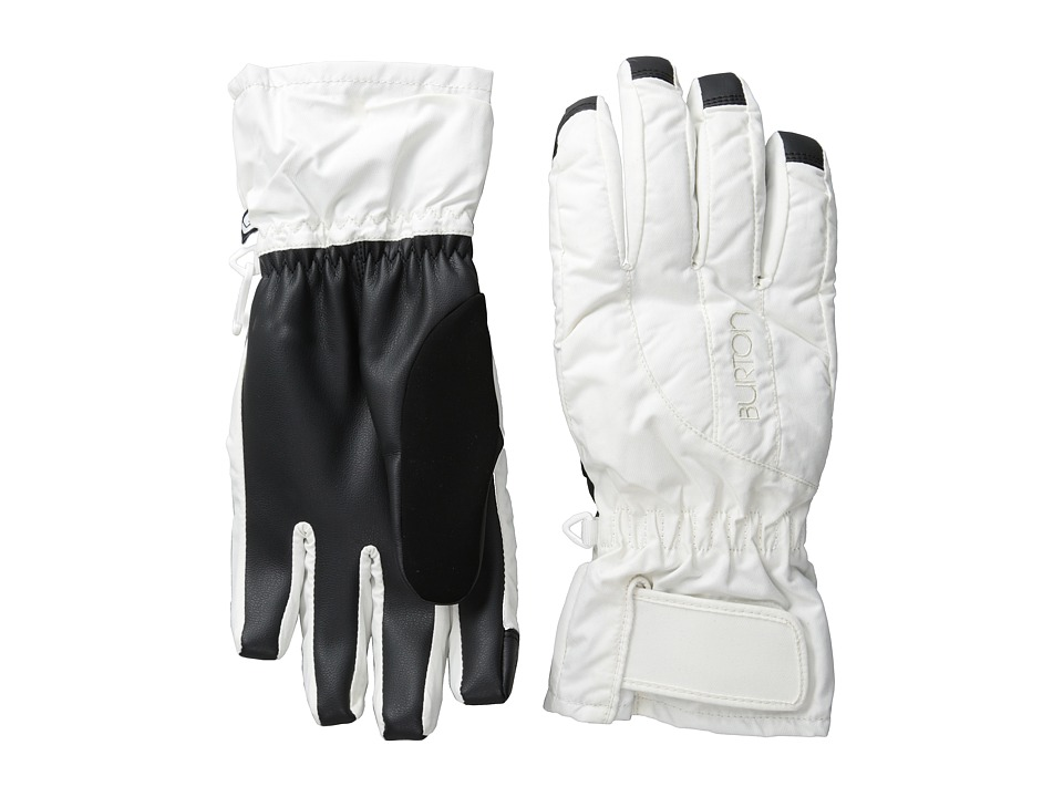 Burton Profile Under Glove (Stout White) Snowboard Gloves