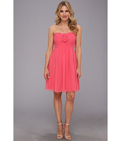 Donna Morgan - Hallie Double Front Rosette Dress