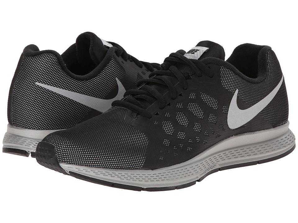 Nike Zoom Pegasus 31 Flash (Black/Reflective Silver) Women's Running Shoes