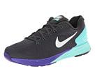 Nike Lunarglide 6 (Medium Ash/Hyper Turquoise/Hyper Grape/Black)
