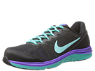 Nike Dual Fusion Run 3 (Black/Hyper Jade/Hyper Grape/Hyper Turquoise)