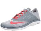 Nike FS Lite Run 2 (Light Magnet Grey/Magnet Grey/White/Hyper Punch)