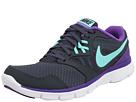 Nike Flex Experience Run 3 (Dark Magnet Grey/Hyper Grape/Hyper Turquoise)