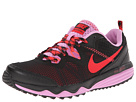 Nike Dual Fusion Trail (Black/Light Magenta/Hyper Punch/Action Red)