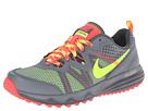Nike Dual Fusion Trail (Dark Grey/Cool Grey/Hyper Punch/Volt)