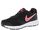 Nike Downshifter 6 (Black/Anthracite/Hyper Punch)