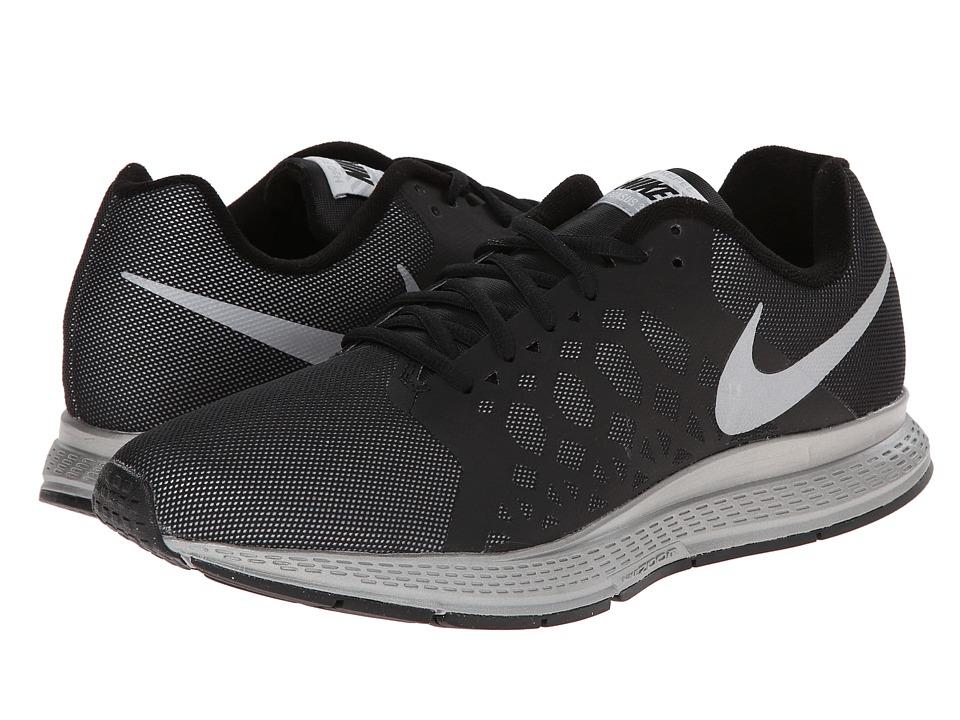 Nike Zoom Pegasus 31 Flash (Black/Reflective Silver) Men's Running Shoes