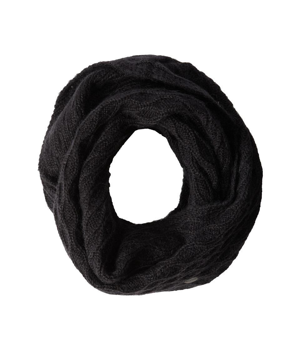 Burton Honeycomb Infinity Scarf True Black 2 Scarves