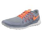 Nike Nike Free 5.0 '14 (Magnet Grey/Light Magnet Grey/Summit White/Hyper Crimson)