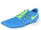 Nike Nike Free 5.0 '14 (Photo Blue/University Blue/Black/Electric Green)